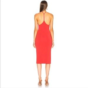 T by Alexander Wang T-Back Body-Con Dress